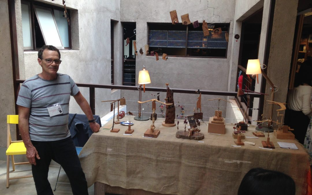 Bazar Mão Cheia /Hideko  Dez 2015